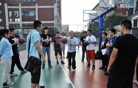 2014 TALENT Fall Volunteer Training 8