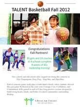 Fall 2012 Update (PDF)