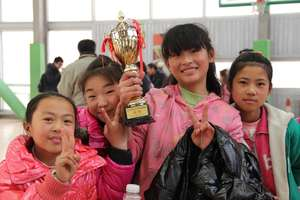 Basketball Empowers 200 Chinese Migrant Girls