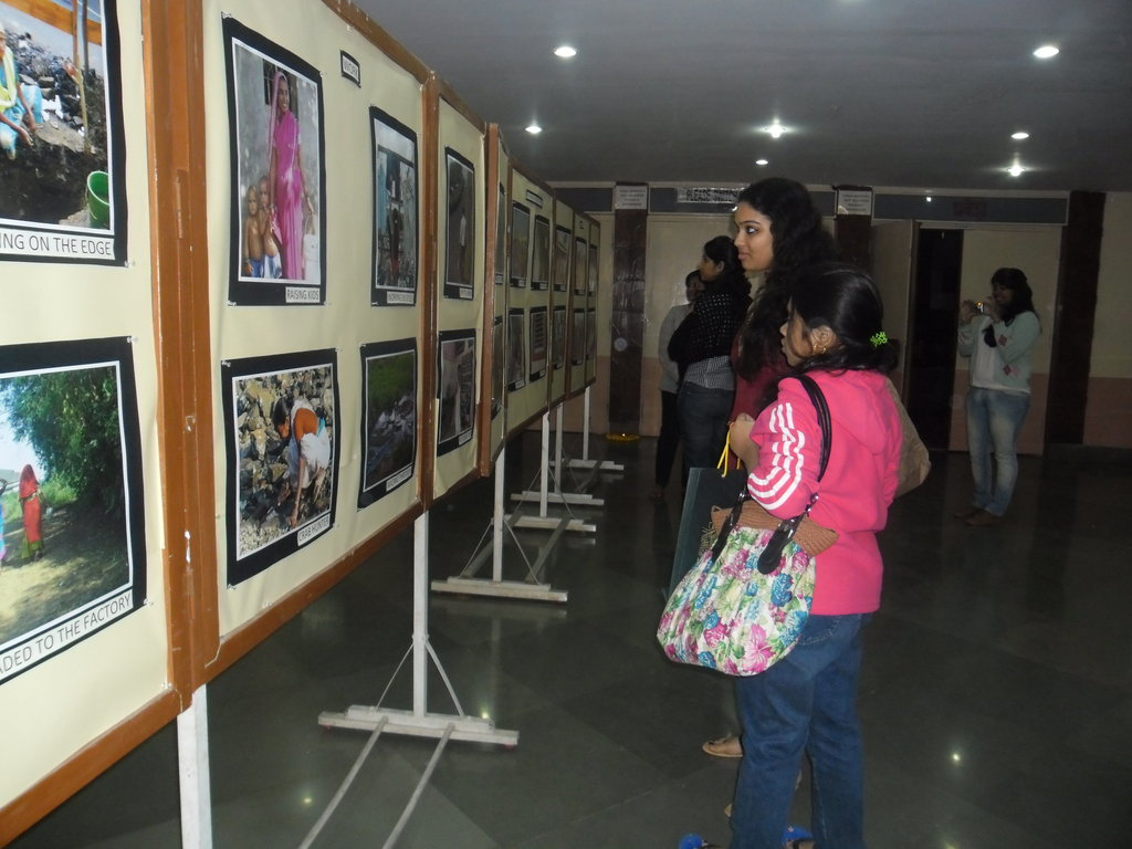 Exhibition of Girls