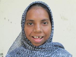Rehana - after surgery