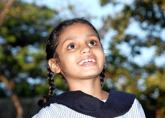 Life skills training of 300 girls in Mumbai slums
