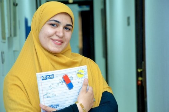 Al Shaimaa, Egypt's promising youth advocate