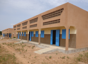 New school complex in Namentenga Province!
