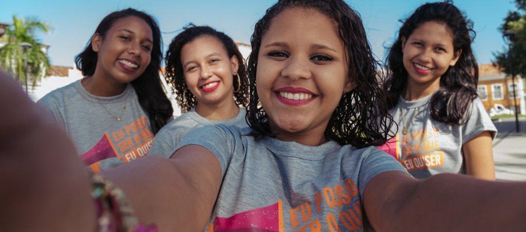 Girls in Brazil