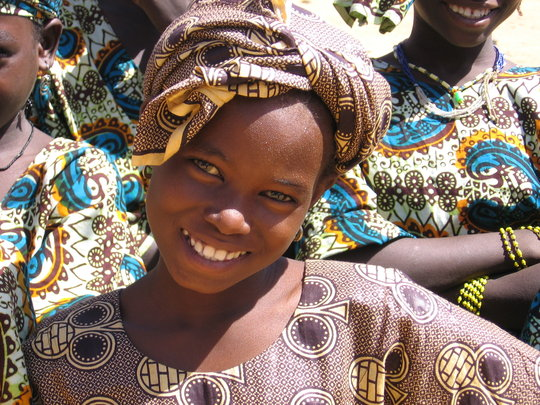 Educate and Empower 44 Adolescent Girls in Mali