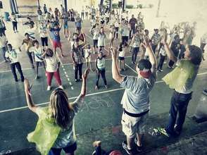 Juntos Somos Mas Fuertes! Together We Are Stronger