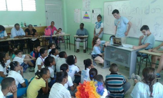 Teachable Moments at Camp