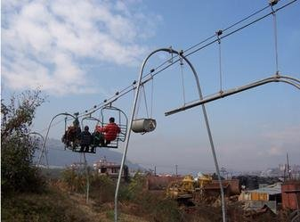 Lamjung WireRoad - An Overhead Transport Solution