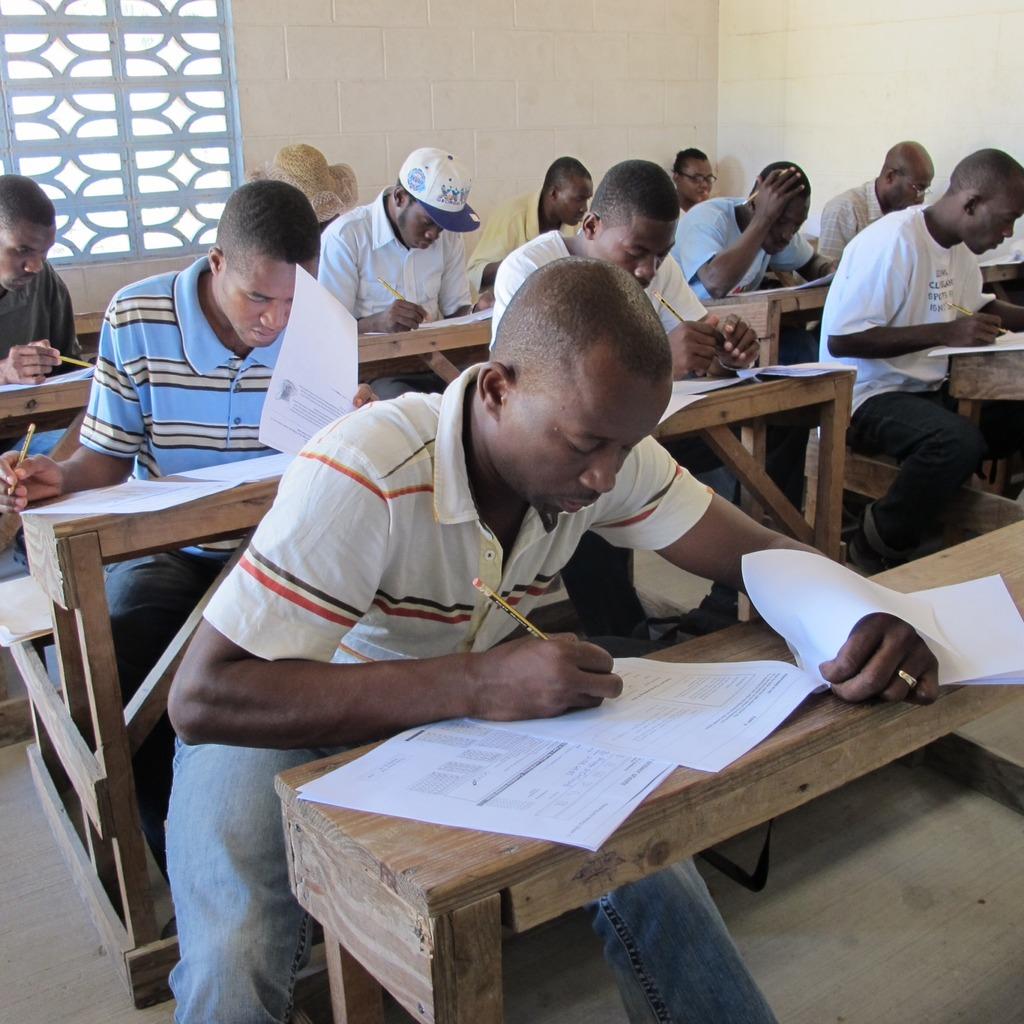 Taking the Exam
