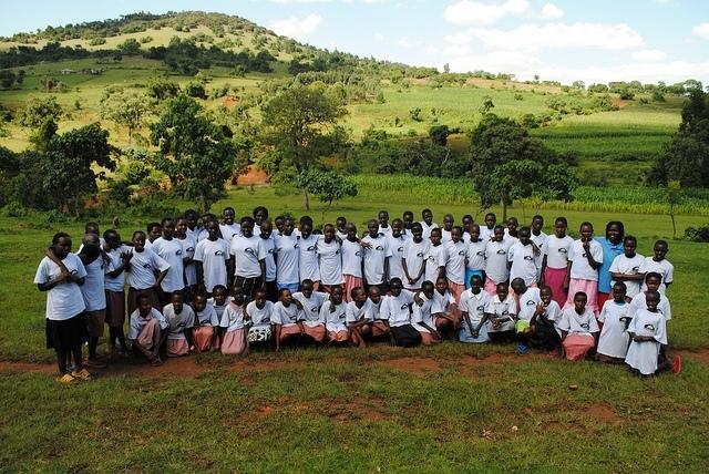 December 2011 Health and Leadership Camp
