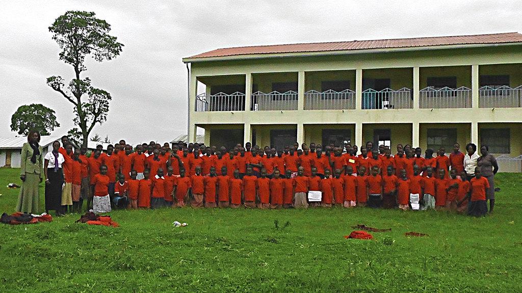 Camp group photo