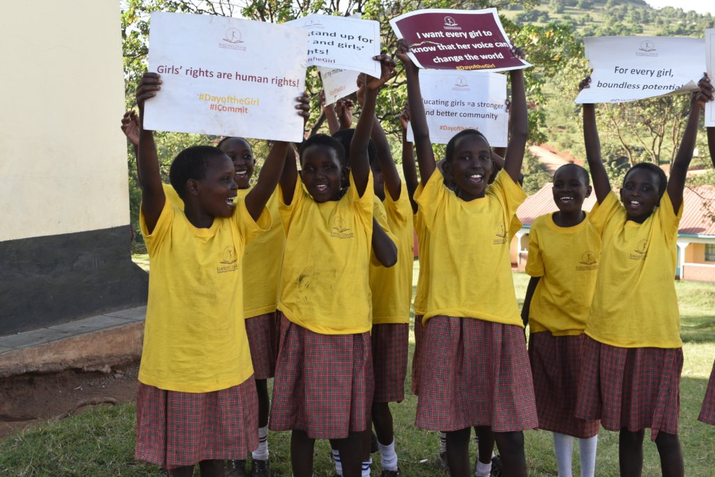 Girls' rights are human rights