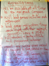 Guidelines for Counselors