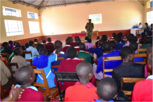 Police share info on children's rights