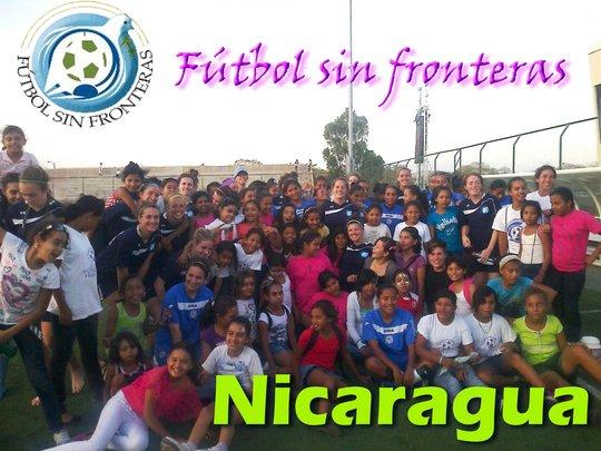 February Exchange Players w/ Nicaraguan Nat. Team