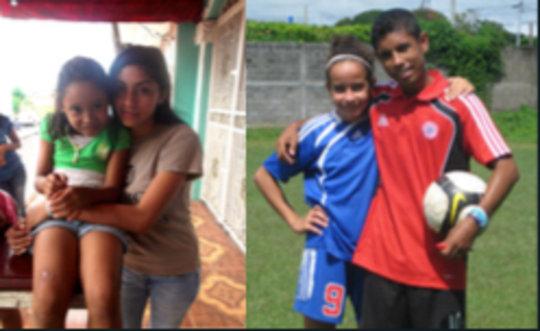 Impact Nicaraguan Girls Playing Soccer for Change