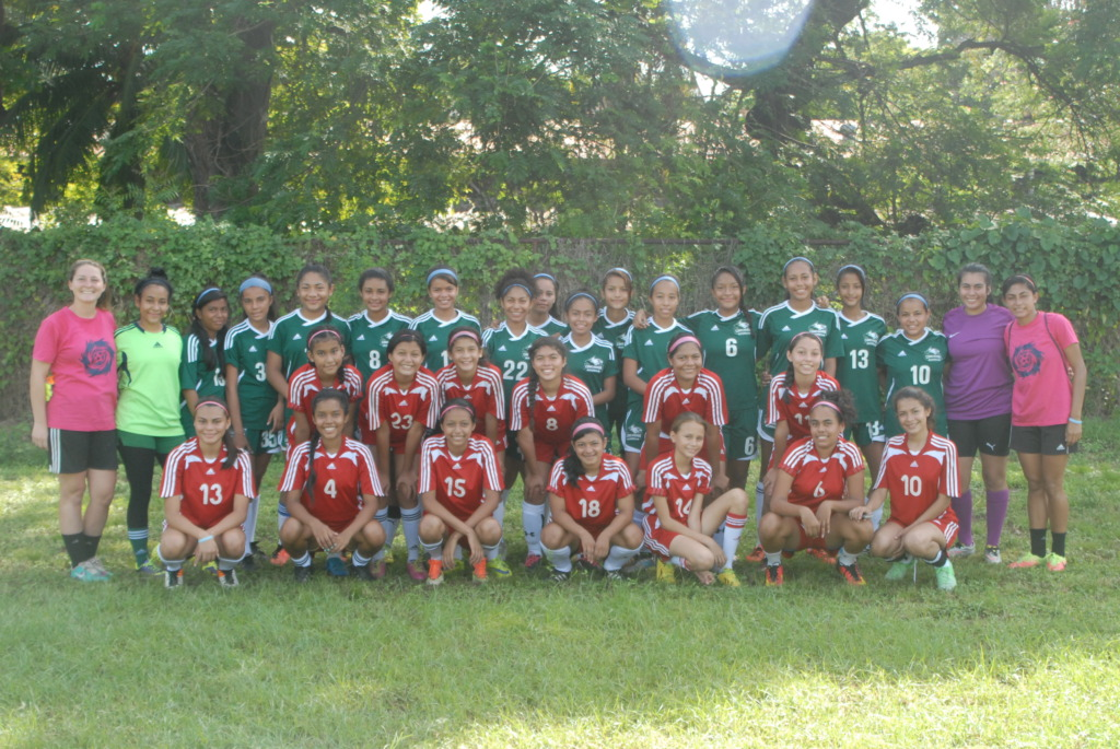 FSF Junior Teams 1 & 2