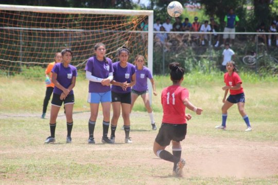 FSF players compete in the league championship