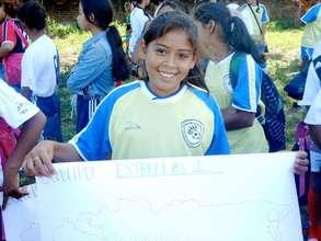 Representative from SWB's Las Estrellas