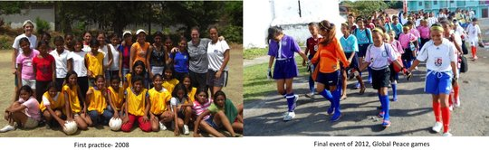 Five years of FSF Granada