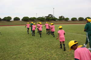 Girls & Football SA: On the Pitch