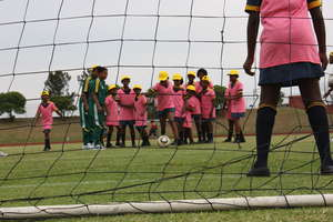 Girls & Football SA: GOOAAALLL!