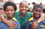 Girls & Football South Africa: Help Us Score!