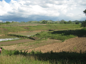 Farm in Trinidad exhibiting sustainable practices