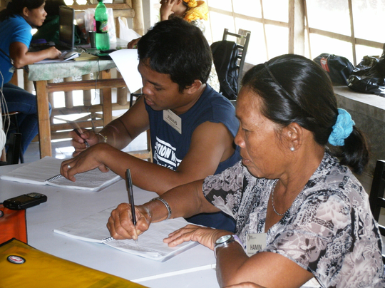 Training Women farmers on Sustainable Agriculture