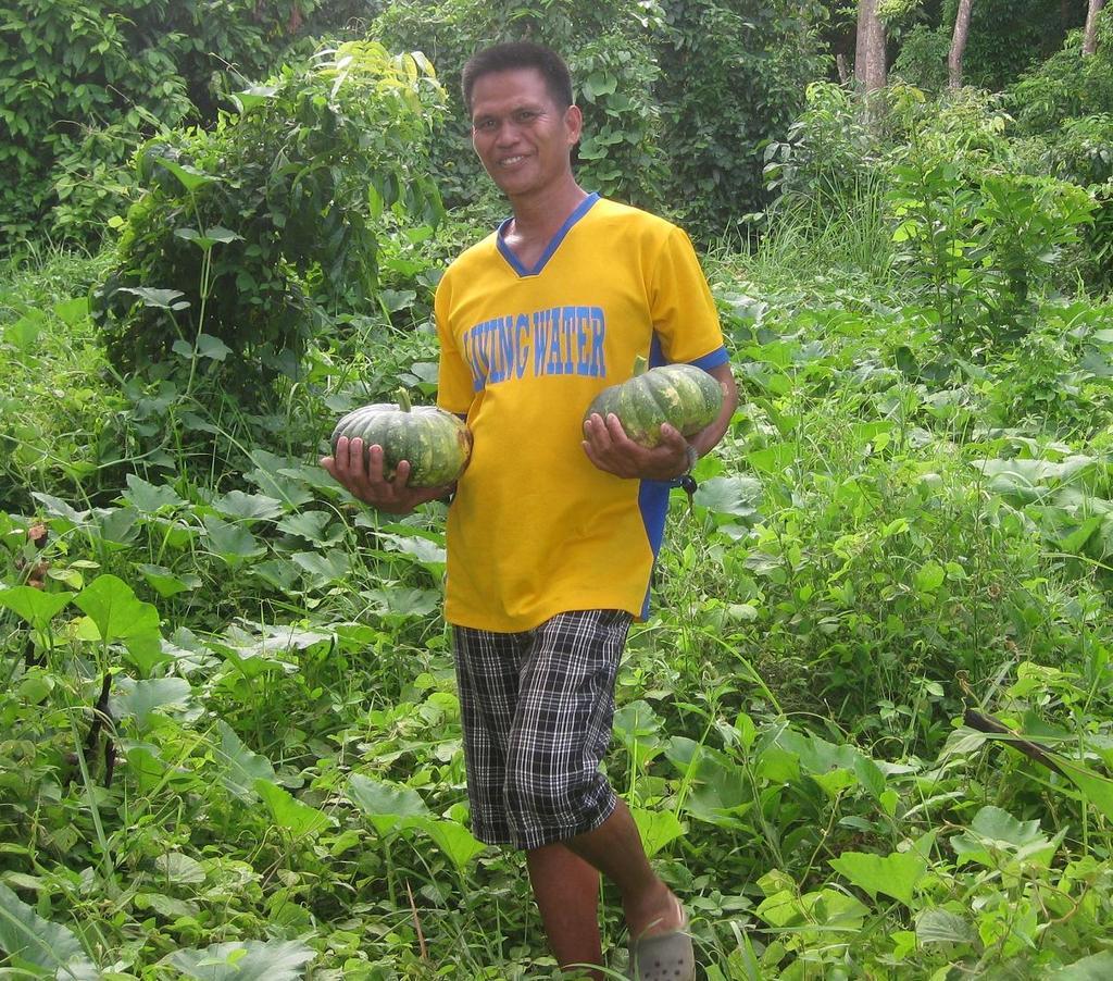 Squash for Everyone! (Trinidad, Bohol)