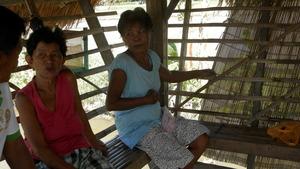 ladies of COFPC sharing experiences