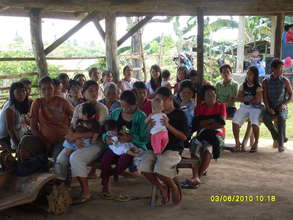 Farmers' Meeting in Bohol Province