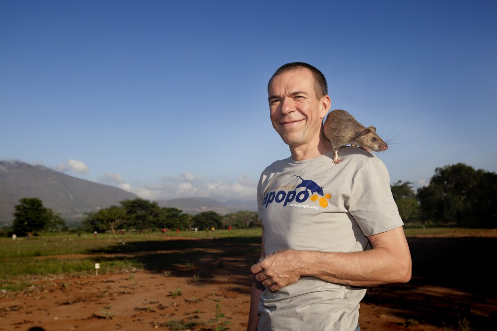 Support the HeroRATS in their lifesaving missions
