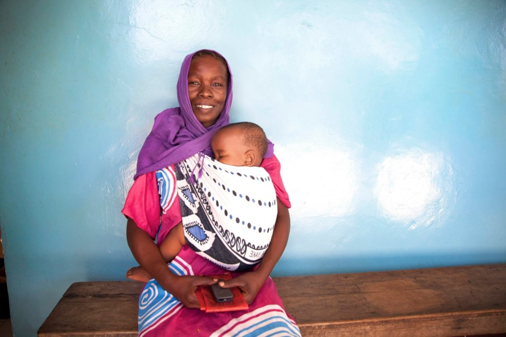 """Sharifa - """"I tell other mothers my story..."""""""