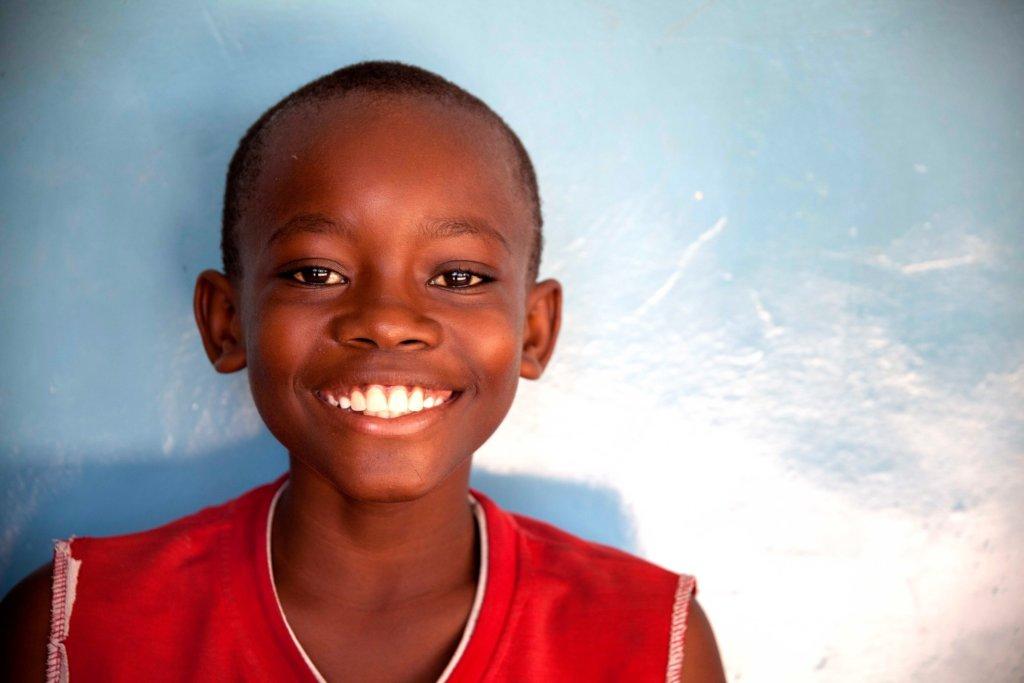 Benny is now free of TB thanks to APOPO.