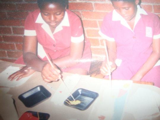 Born equal 1325 HIV-ve girls, Bulawayo Zimbabwe