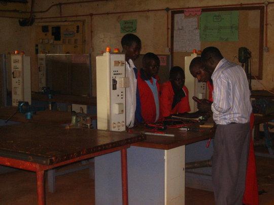 Nile Vocational Institute