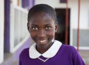 Tauba at Nyaka Primary School