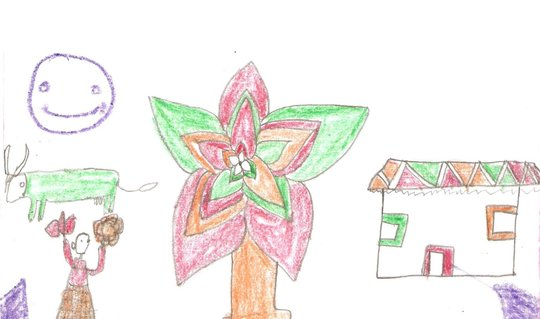 Rabecca's Drawing