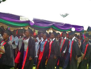 Secondary and Vocational School Graduates