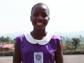 All smiles because you make Nyaka possible!