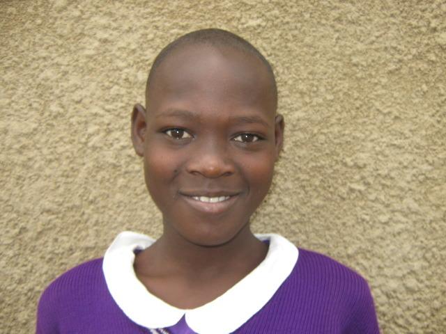 Nyaka Student Ronah Full of Smiles!