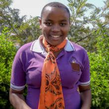 Meet Shillah, the girl who's life you help change!