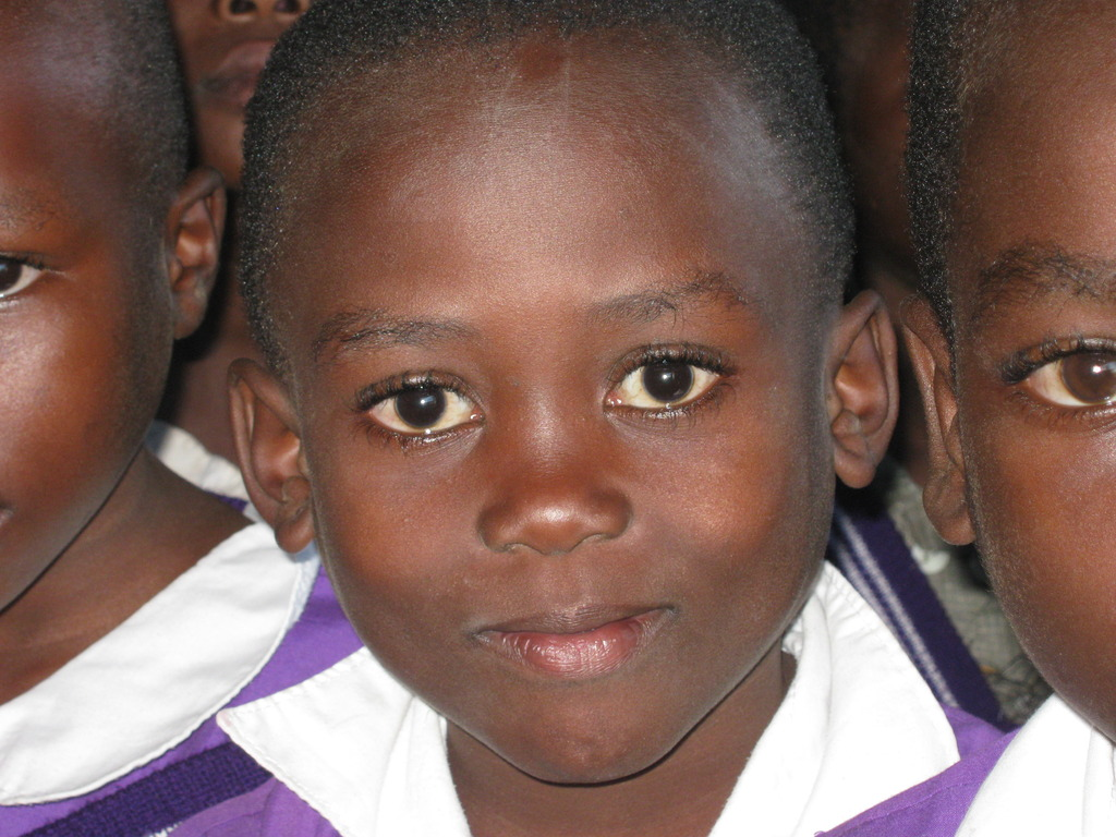 A Nyaka Student Filled with HOPE