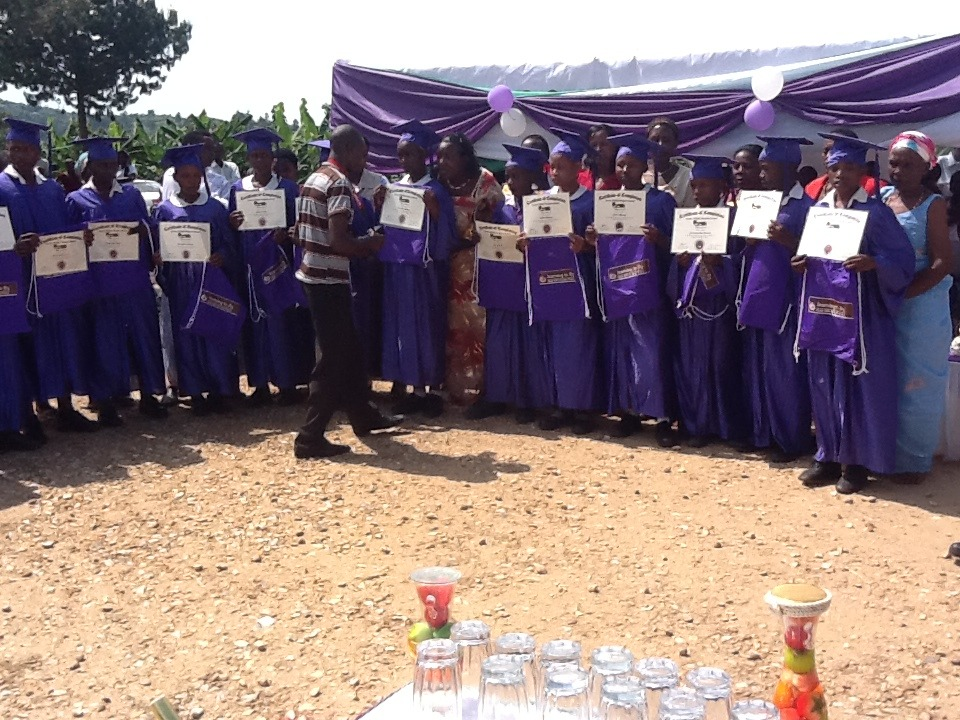 Proud Graduates