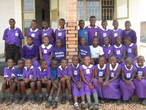 Nyaka Primary 7 Class