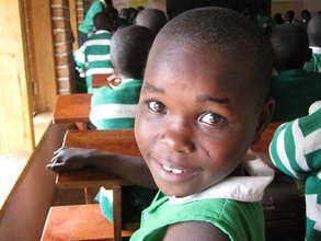 Kutamba Student Smiling