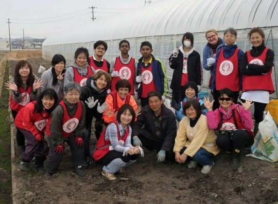 Disaster Recovery Volunteer Project