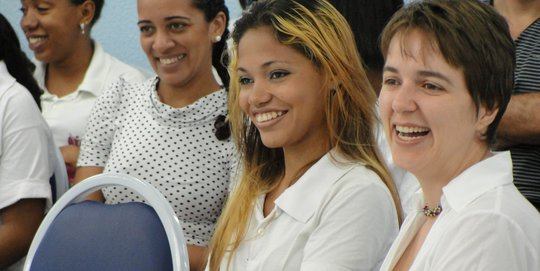 Empower 50 Young Women At-Risk in Recife-Brazil